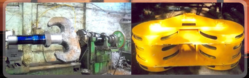 Smriti Forging and Engineering Co. Pvt. Ltd Banner