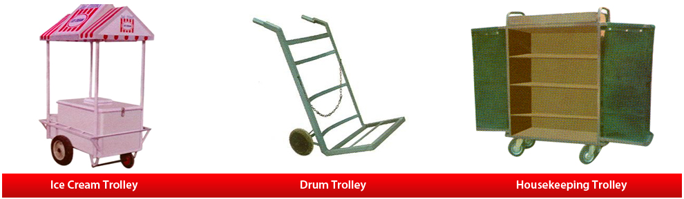 Sunrise Trolley Manufacturers Banner