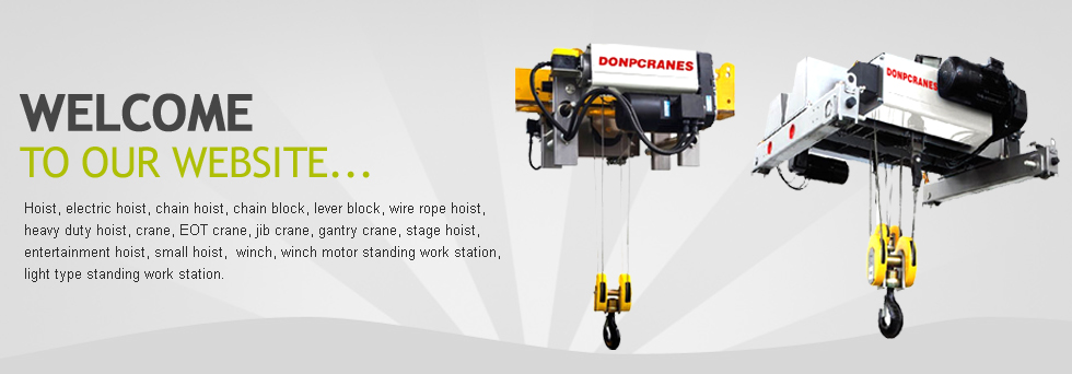 Shanghai DONPCRANES Co., Ltd.
