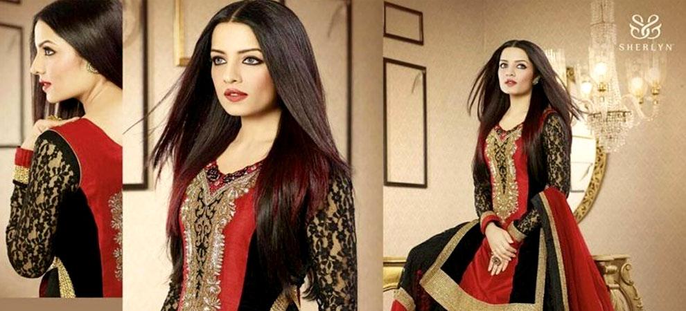 Heenaz Fashions Banner