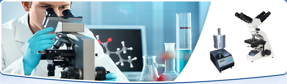 Bluefic Industrial & Scientific Technologies Banner