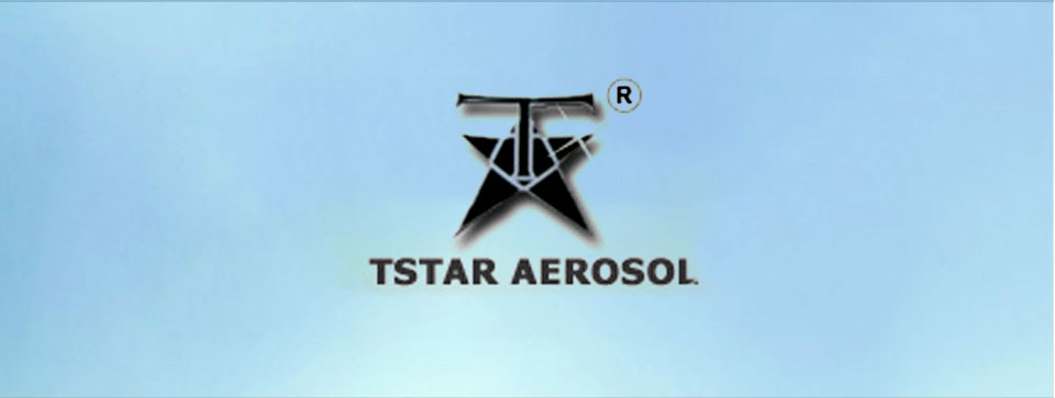 Tstar Aerosol Banner