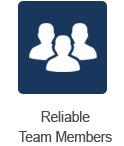 Reliable Team Members