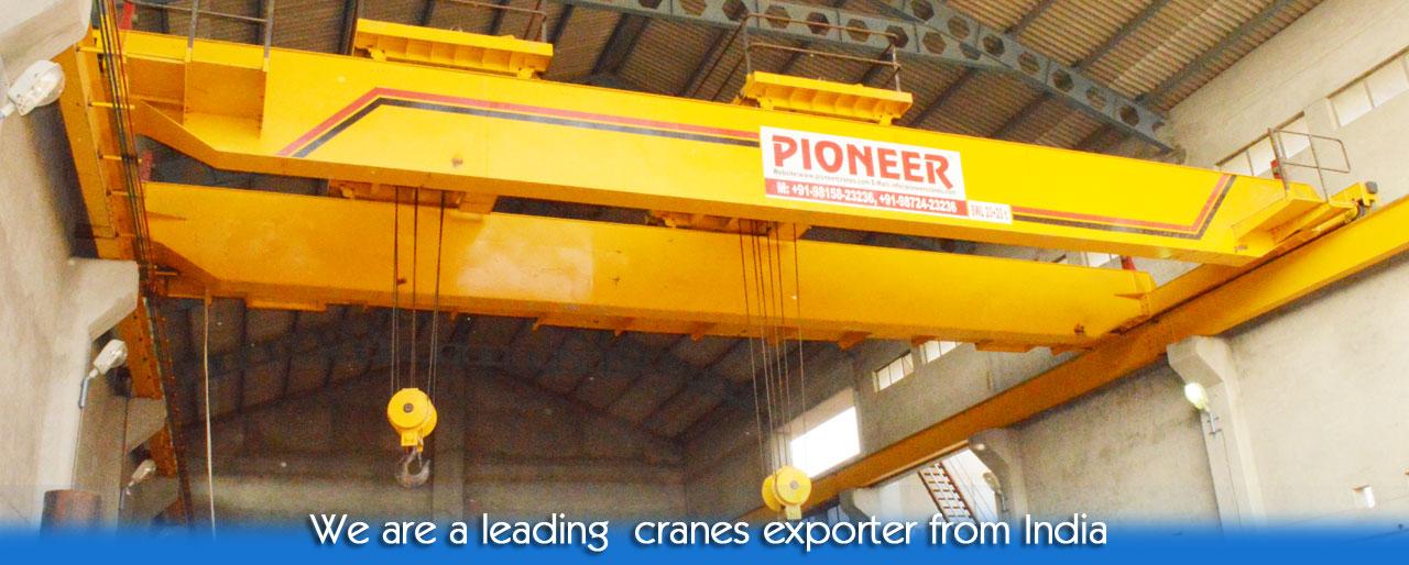 Pioneer Cranes & Elevators (P) Ltd