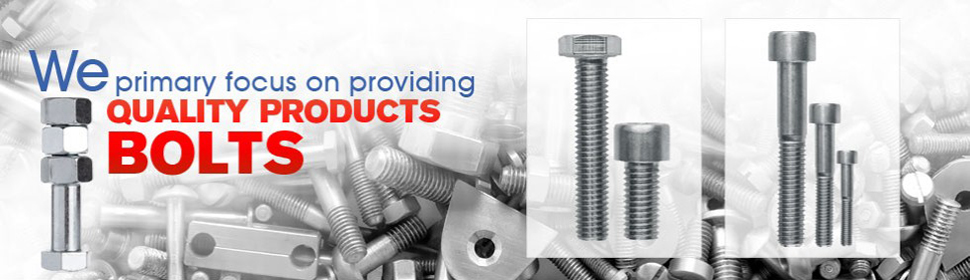 Capital Bolts Pvt. Ltd. Banner