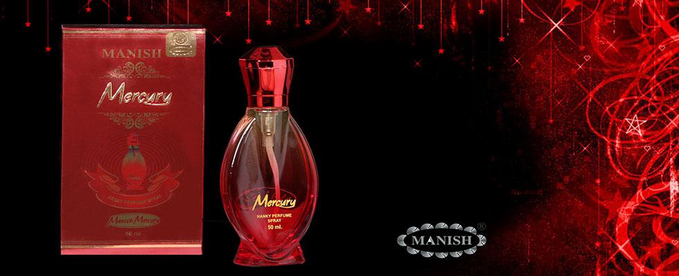 Manish Perfumers Banner