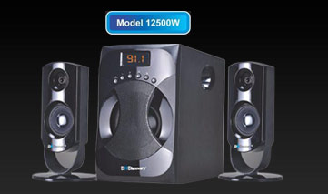 2.1 Multimedia Speakers