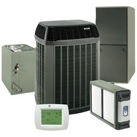 Automotive Heating & Air Conditioning System