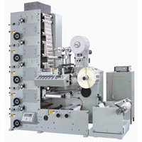 Flexo Printing Machinery