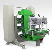 Rotomoulding Machines