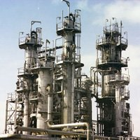 Oil Refinery Plant