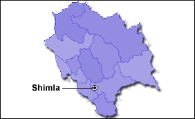 Himachal Map