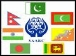 SAARC flags THMB