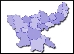 Jharkhand map THMB