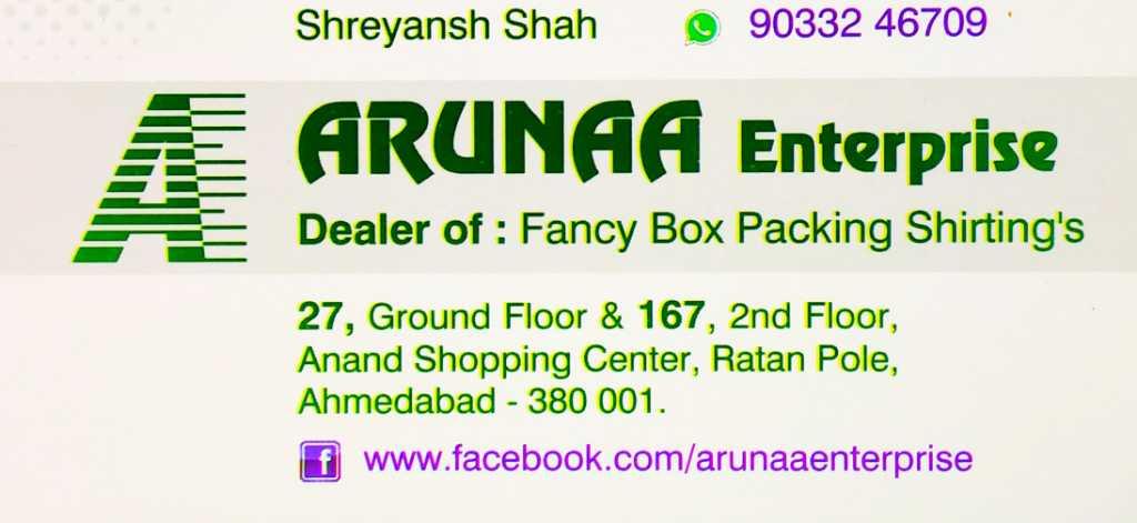 Aruna Enterprise