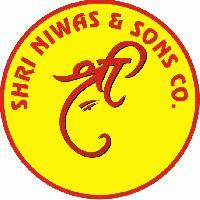 SHRI NIWAS & SONS CO.