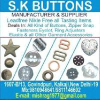 S K BUTTONS