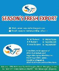 SEASON'S FRESH EXPORT