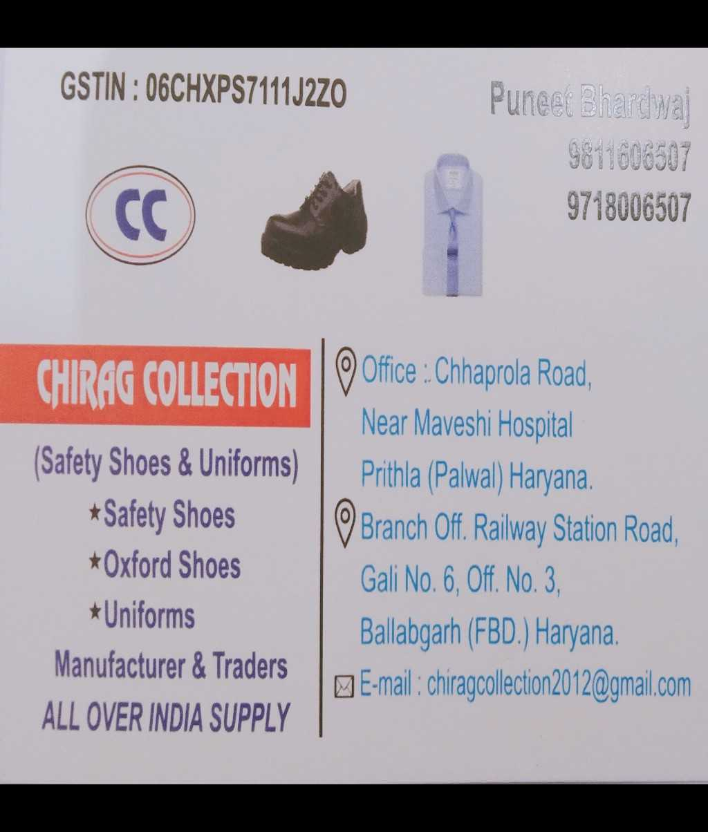 Chirag Collection