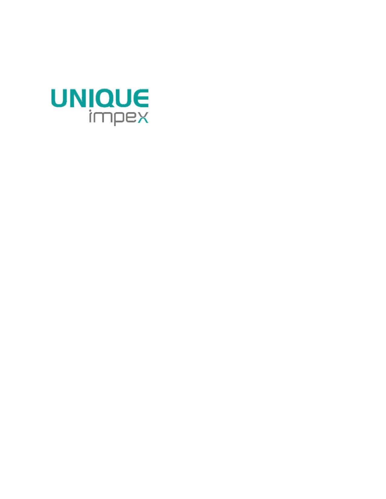 UNIQUE IMPEX