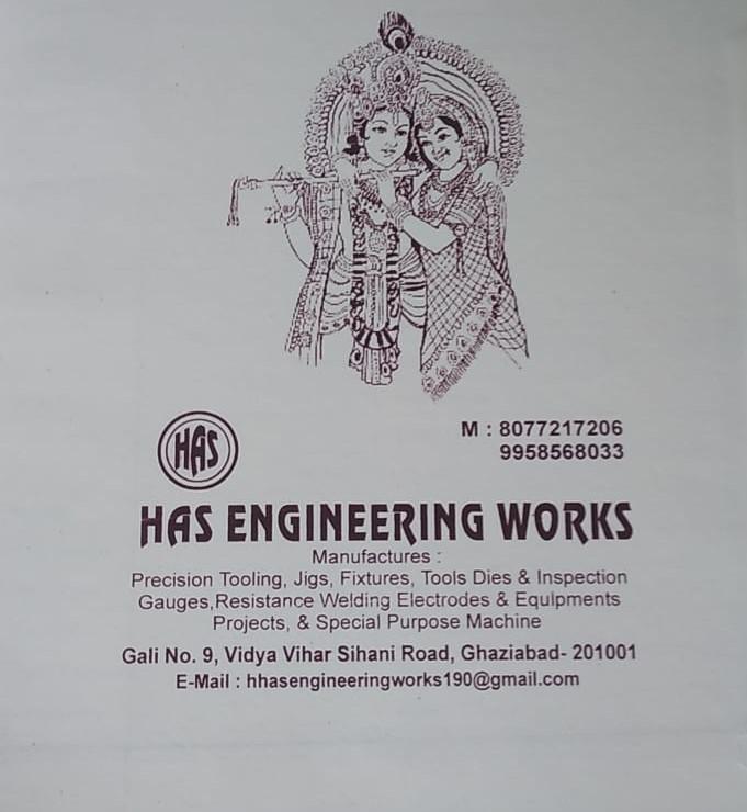 HAS ENGINEERING WORKS