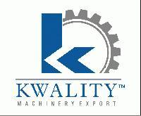 KWALITY MACHINERY EXPORT