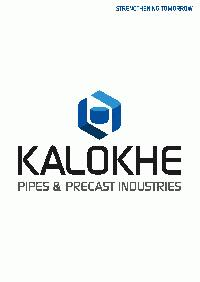KALOKHE PIPES AND PRECAST INDUSTRIES
