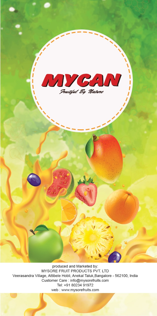 MYSORE FRUIT PRODUCTS PRIVATE LIMITED