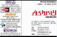 ASHRAY ENGINEERS