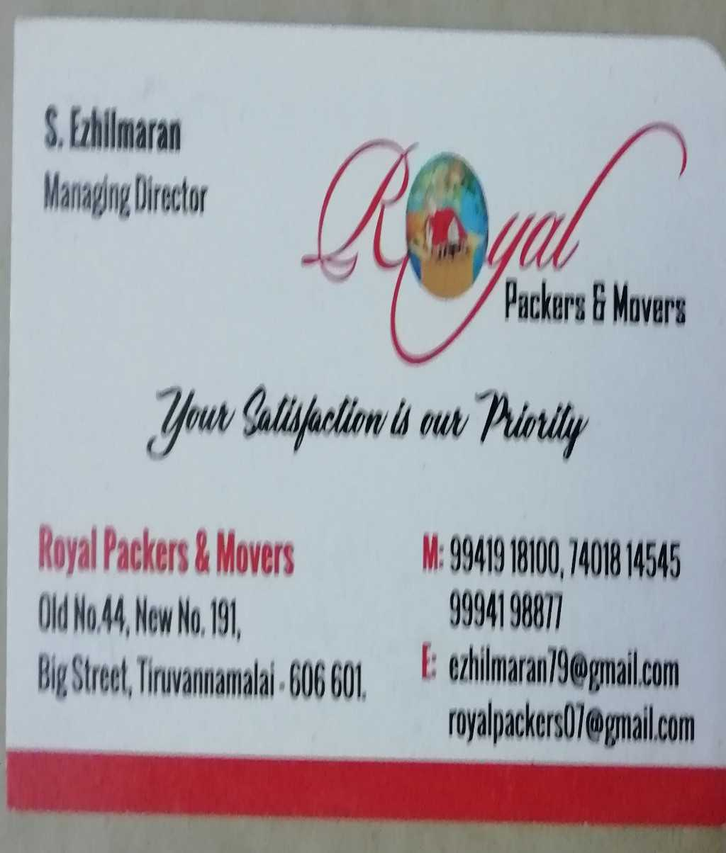 Royal Packers & Movers
