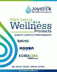 JOYSTICK WELLNESS PRODUCTS