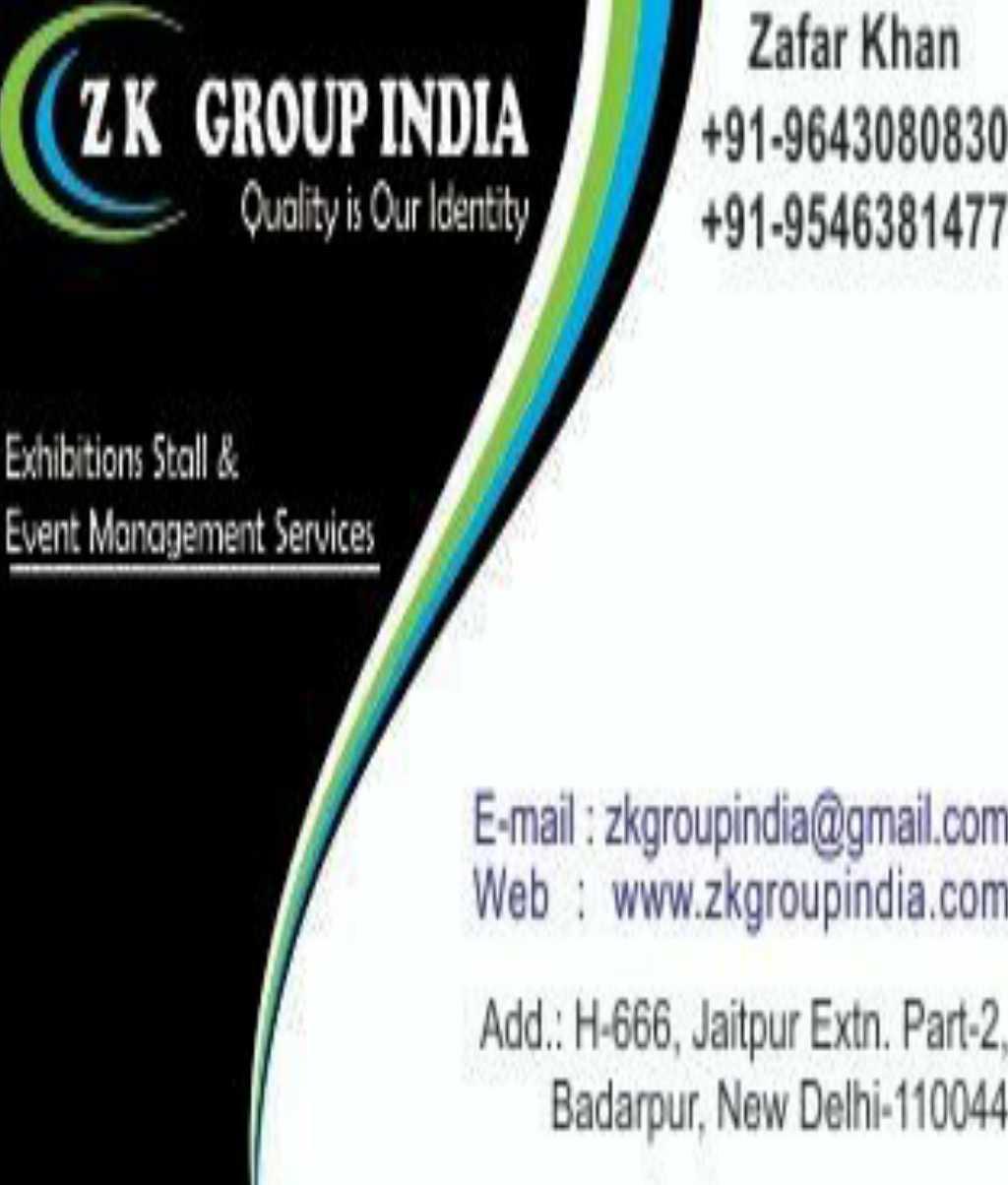 ZK GROUP INDIA