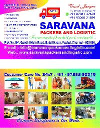 Saravana Packers and logistic