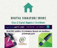 Digital Signature Erode