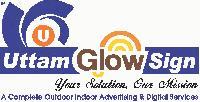Uttam Glow Sign