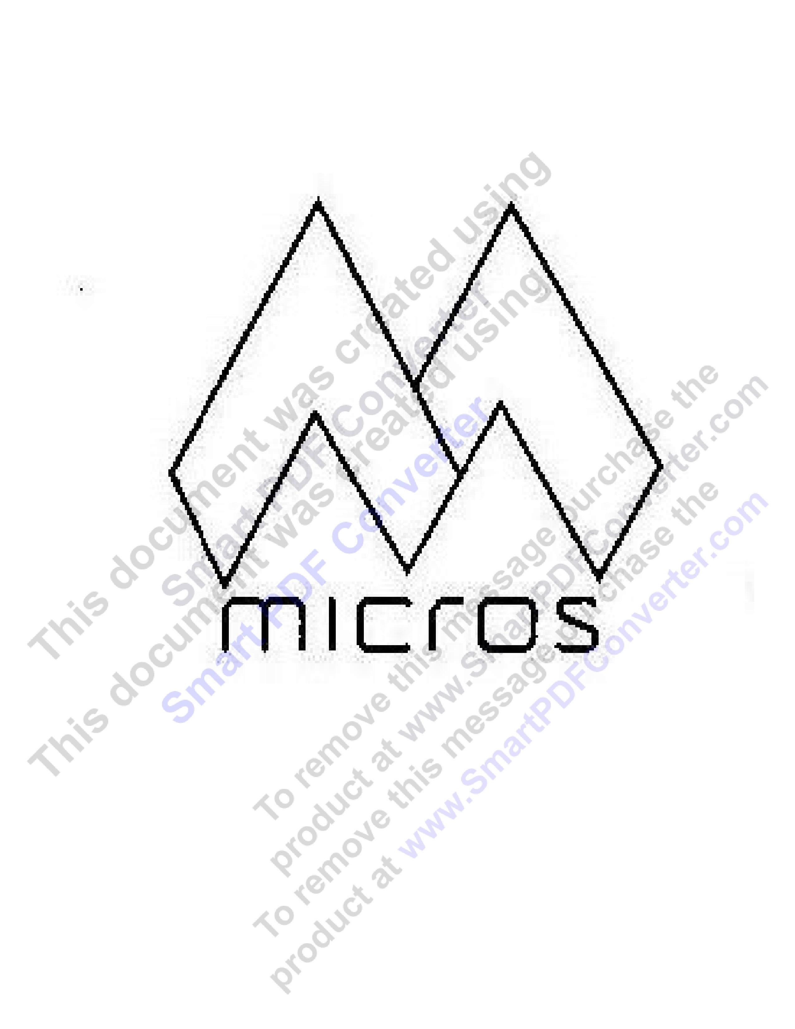 MICROS SUGAR ENGINEERING SOLUTION (P) LTD.