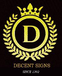 DECENT SIGNS