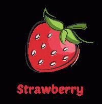 Strawberry Fab India