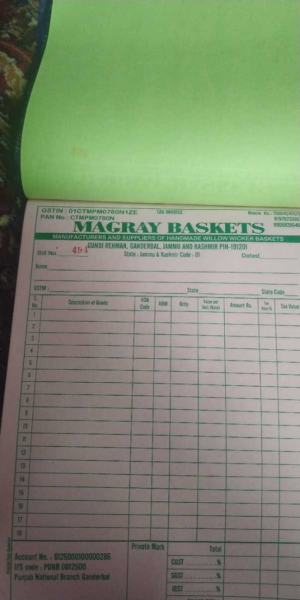 MAGRAY BASKETS