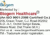 BIOGEM HEALTHCARE