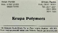 KRUPA POLYMERS