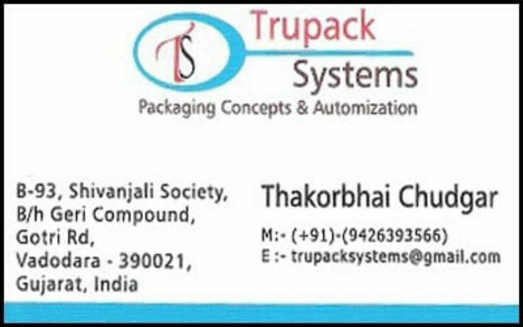 Trupack Systems