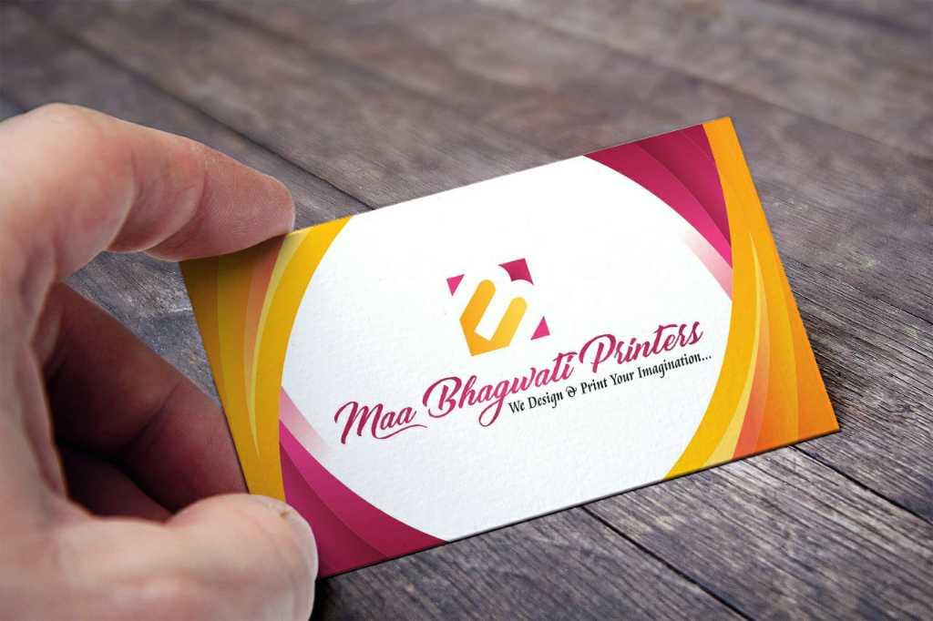 Maa Bhagwati Printers