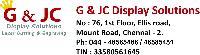 G&JC DISPLAY SOLUTIONS