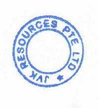 JVK RESOURCES PTE. LTD