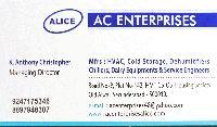 A. C. ENTERPRISES
