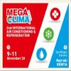 Mega Clima Kenya HVAC Expo 2020