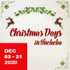 Christmas Days In Incheba 2020