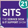 SITS - Service Desk & IT Support Show 2021