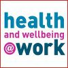 Heath and Wellbeing at Work 2021